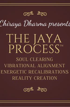 JAYA TRANSFORM Private Session