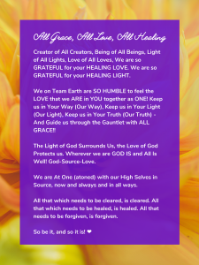 Read more about the article All Grace